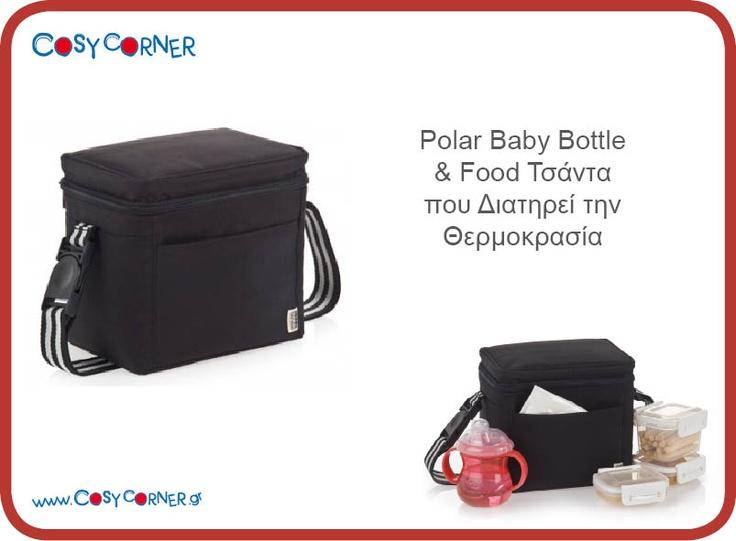 The perfect insulated cooler bag! http://www.cosycorner.gr/el/category/αξεσουάρ-αυτοκινήτου/polar-baby-bottle-food-τσάντα-που-διατηρεί-την-θερμοκρ/
