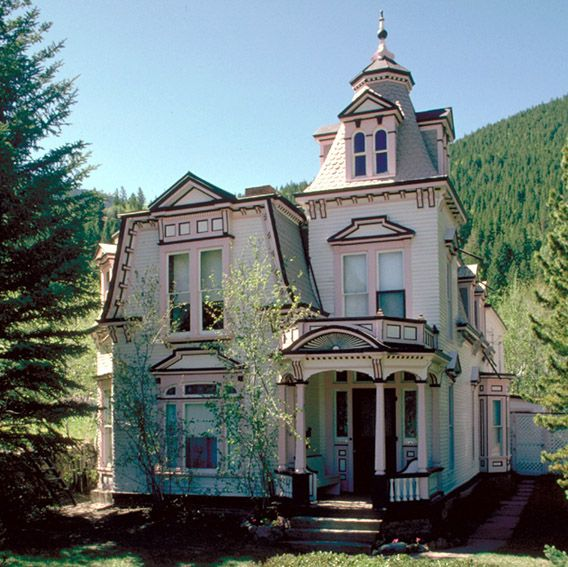 Georgetown, CO : Maxwell House