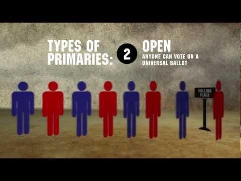 Primaries Vs. Caucuses—Civics in a Minute #Video
