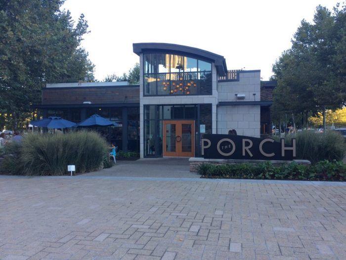 7. The Porch at Schenley – 221 Schenley Drive, Pittsburgh, PA 15213