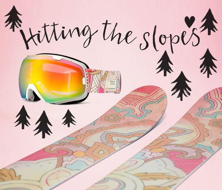 Odd Molly skis together with Åreskidfabrik