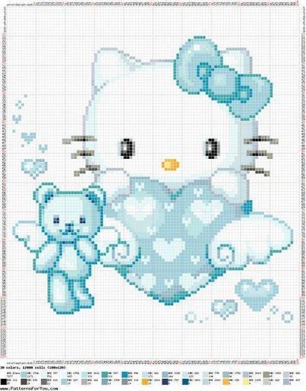 721 best plastic canvas images on Pinterest | Plastic canvas crafts ...