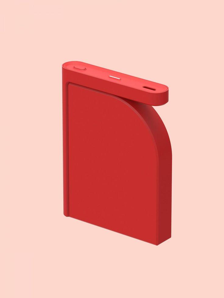 Hard Drive | Claire + Léa | Product Design