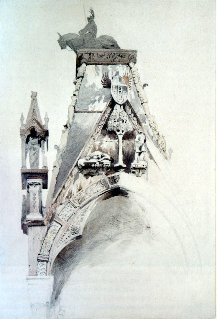 Ruskin watercolour