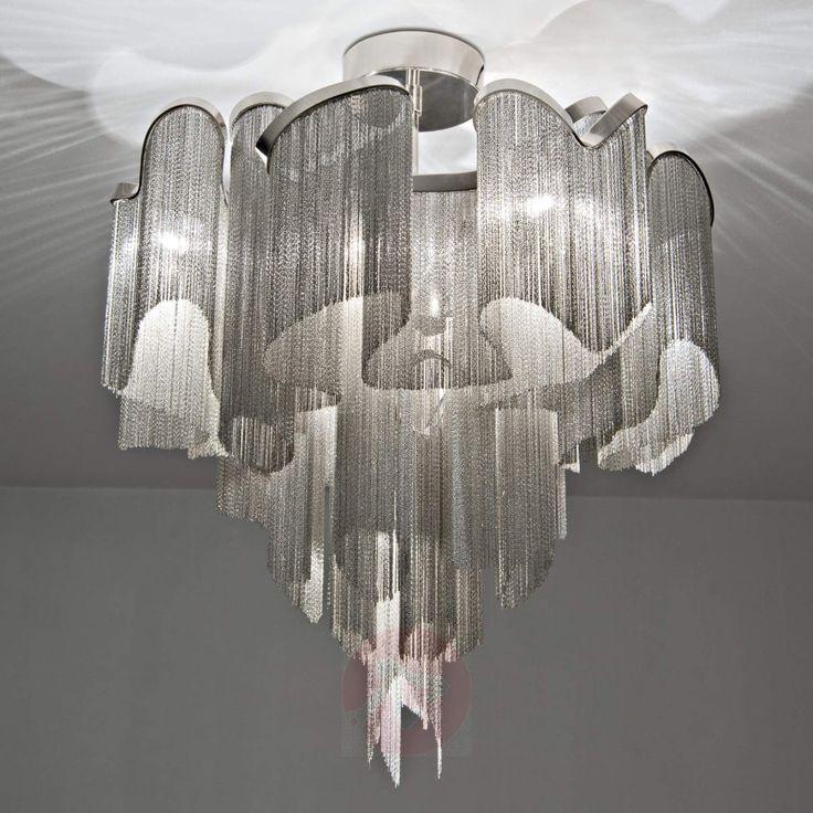 Innovativ, flerpunkts taklampe Stream-9000003-01