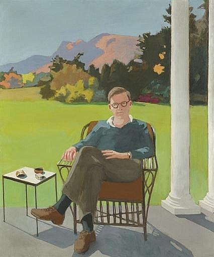 Fairfield Porter artist | Fairfield Porter Biography, Works of Art, Auction Results | Artfact