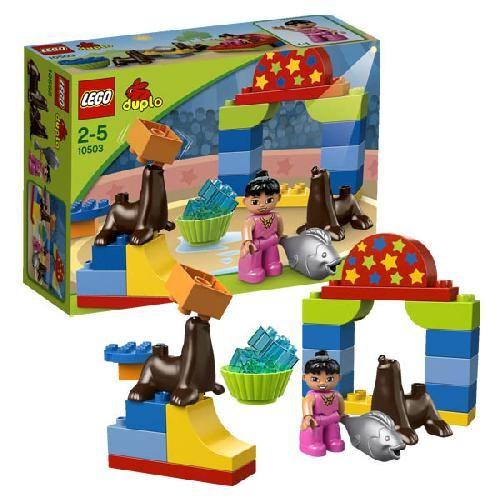 Lego 10503 - Circus Show Duplo
