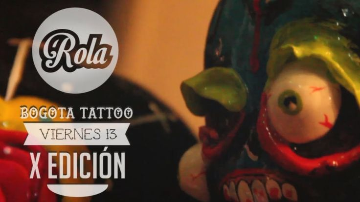Viernes 13 - Bogota Tattoo 2014