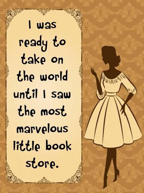 Love this, Love Books!