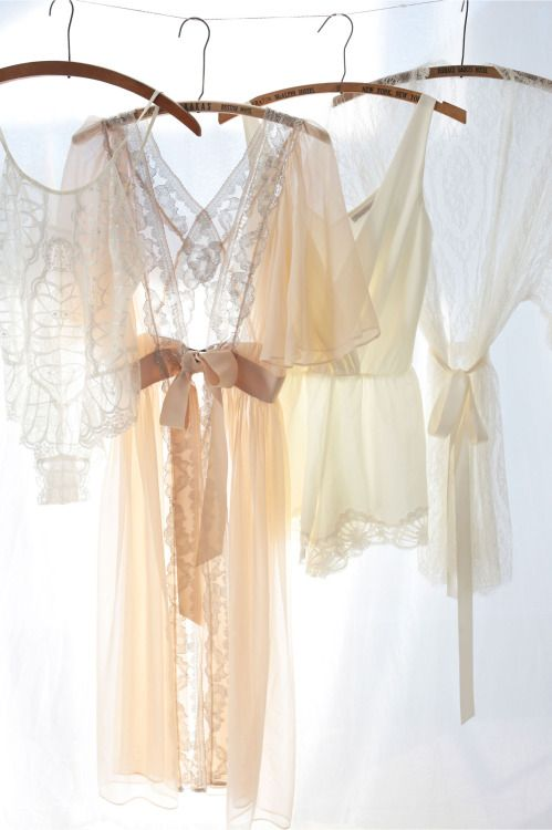 Wedding Bridal Lingerie // sheer beauty .