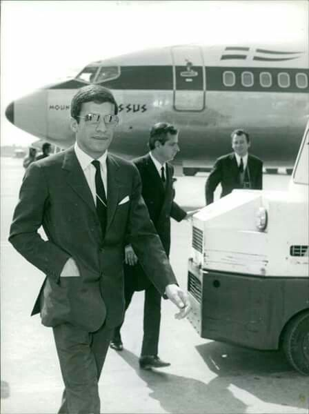 Alexander Onassis Greece Olympic Airways