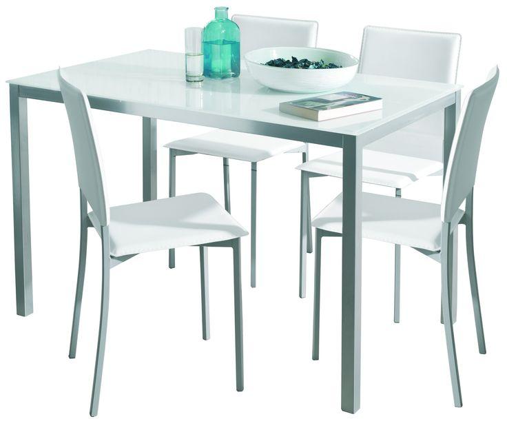 Mesas Comedor Conforama | Conjunto Mesa 4 Cadeiras Live En Conforama Ideas For The House
