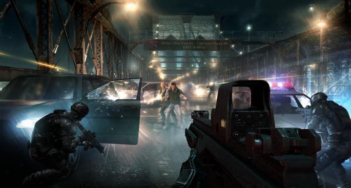 E3 – Rainbow Six Siege Announced