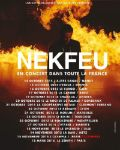 NEKFEU (alias NEK LE FENNEK) en concert : place de concert, billet, ticket et liste des concerts