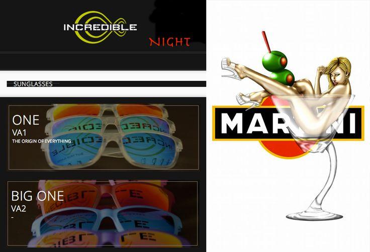 Incredible Night venerdì 25 luglio 2014 al Caffè No Name a Riccione, tra musica live dei PMT Acoustic Trio, drink innovativi e provare gli Incredible Glasses!