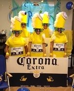 do different beer bottles!!!  Homemade Costumes for Groups - Costume Works (page 2/5)