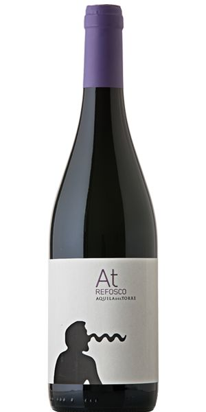 """Discover """"At - Refosco"""" Aquila del Torre - Friuli Colli Orientali DOC 2011 and others Italian Natural Wines on Haph Emporium - Natural Wines & Books Online Store"""
