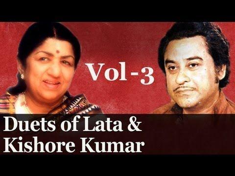 Lata Mangeshkar & Kishore Kumar Duets - Vol 3 - Top 10 Lata Kishore Songs