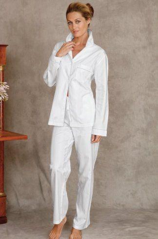 Luxury Pajamas - Schweitzer Linen