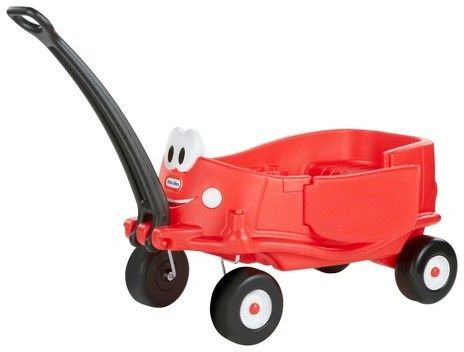 Little Tikes® Cozy Coupe Wagon | Cozy coupe, Wagon, Best wagons