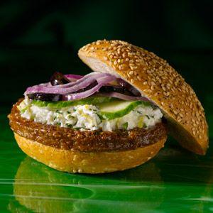 Morningstar Farms® Greek Burger