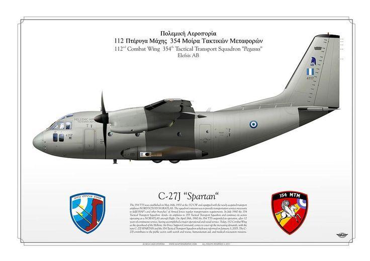 HAF C-27J Spartan