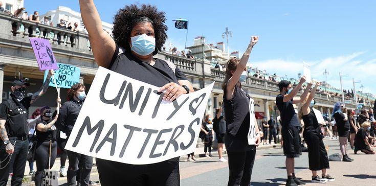 Anti-Racism Communications Angela Davis, Actions Speak Louder, Black People, Workplace, The Unit, Change, Parlour