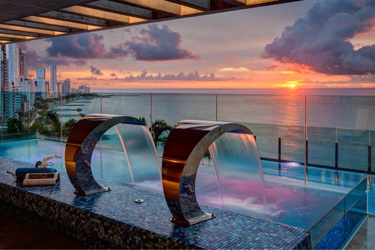 Vitality Pool en Cartagena de Indias - Colombia