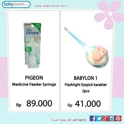 Pernak pernik perlengkapan yang dibutuhkan bayi memang banyak... Inilah salah satunya, apakah Anda sudah punya?  www.babylonish.com