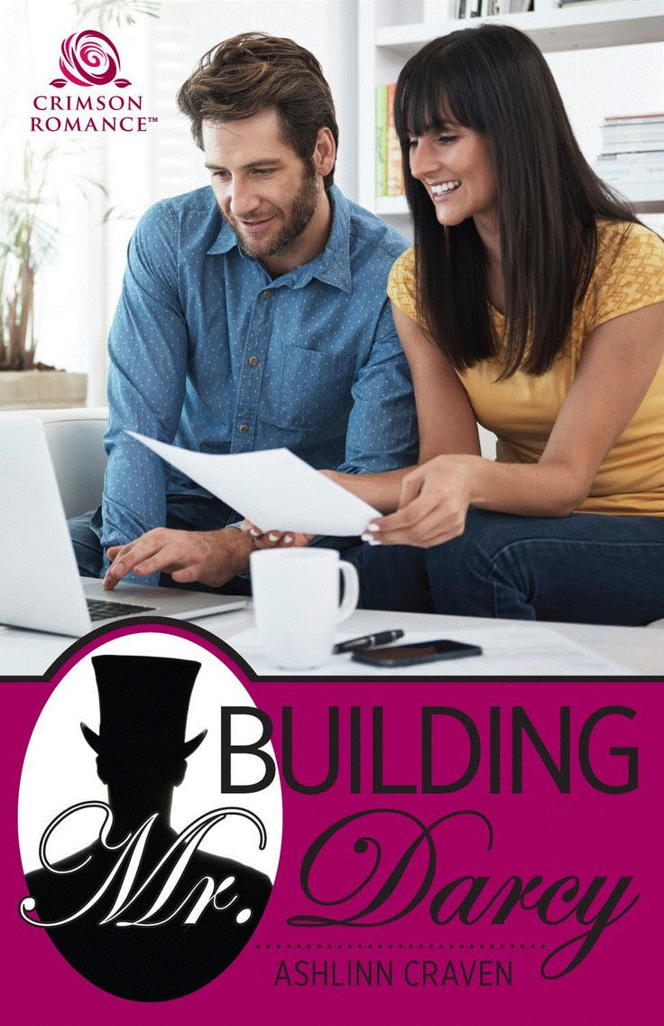 """It's official! """"Building Mr. Darcy"""" comes out August 1st 2016! http://www.crimsonromance.com/contemporary-romance-novels/building-mr-darcy/"""