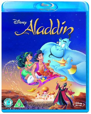Aladdin (blu-ray) For the first time on Disney Blu-ray--soar away on a magic carpet ride of non-stop laughs and thrills in one of the most spectacular adventures of all time. Experience the wonders of Aladdin like neve http://www.MightGet.com/january-2017-12/aladdin-blu-ray-.asp