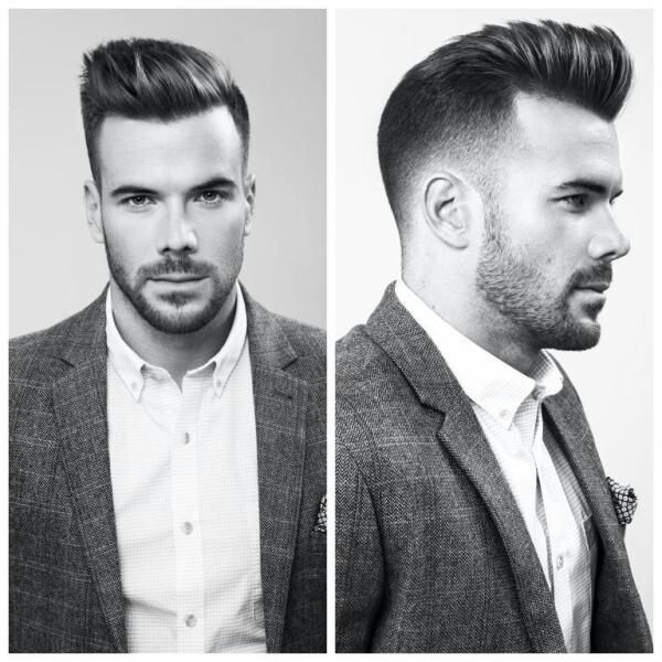 Classic look and fade that will never go out of style