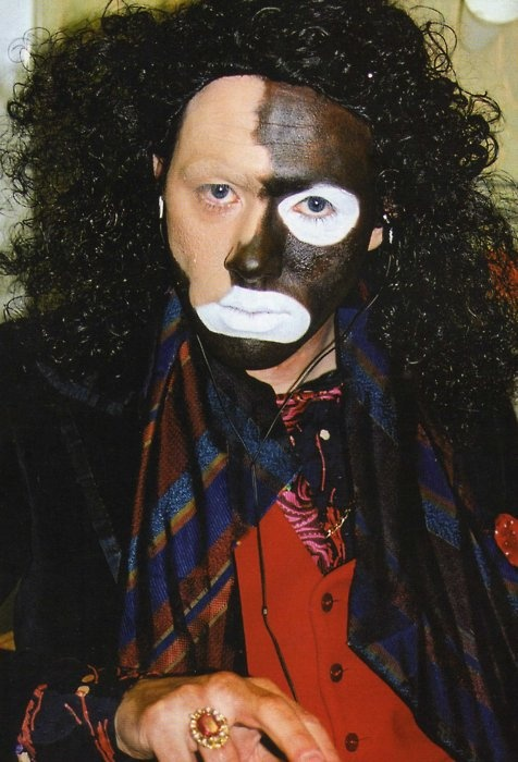 Reece Shearsmith (as Papa Lazarou / Keith Drop) - my favourite character actor
