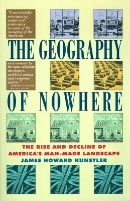 As he writes: The rise and decline of America's man-made landscape.... James Howard Kunstler