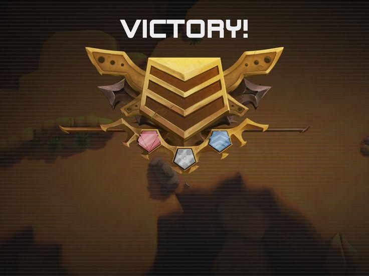 Raul Barbosa : Victory screen