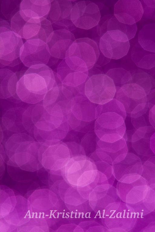 by Ann-Kristina Al-Zalimi, lila, sparkling, shiny, color, bling bling