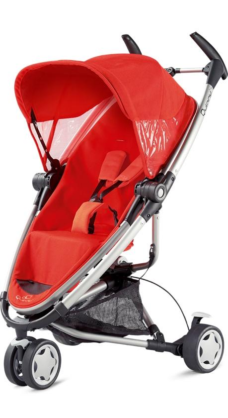 Quinny Zapp Xtra kinderwagen en buggy Het nieuwste model