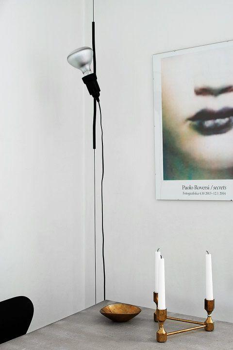 Parentesi Lamp by FLOS