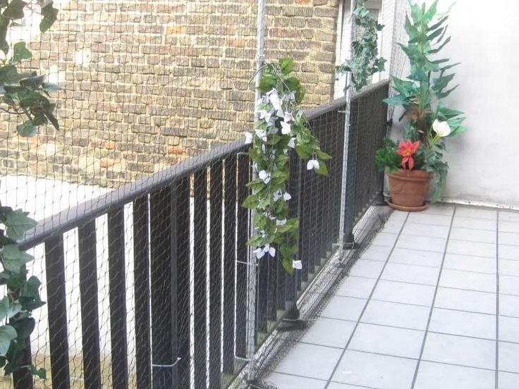 Katzensicherer Balkon