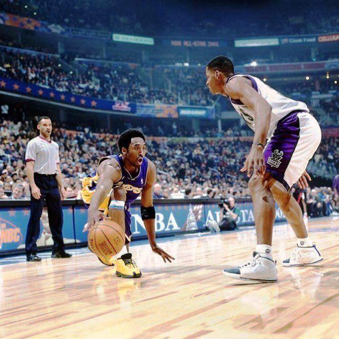 Kobe & Ray