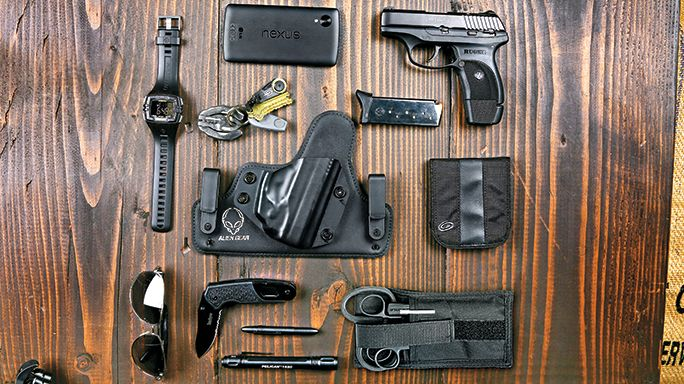 Having the right everyday carry items available can give you a serious tactical advantage, if the situation calls for it.