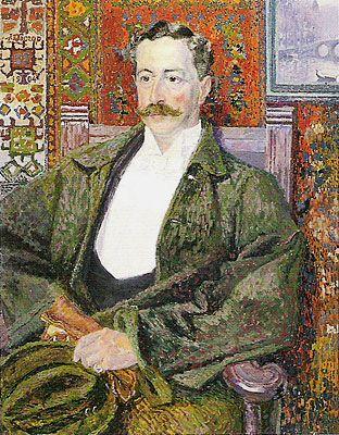 Jan Toorop, Mr. R van Rees, 1904