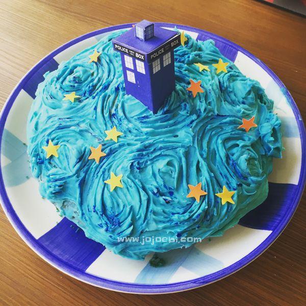 jojoebi designs: Dr Who Cake
