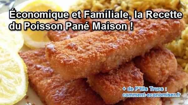 Economico e della famiglia, la ricetta impanato Fish House!