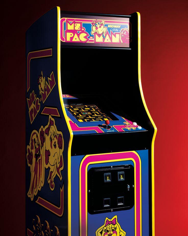 original ms pacman arcade game