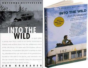Into the Wild Book   by Jon Krakauer