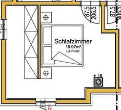 begehbarer kleiderschrank hinter dem bett home pinterest bedrooms and diy interior. Black Bedroom Furniture Sets. Home Design Ideas