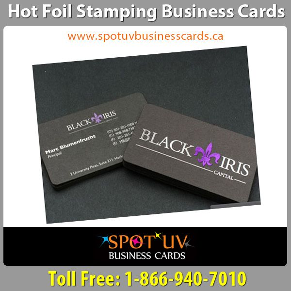 26 best hot foil stamping business cards foil stamped printing today offer high quality hot foil stamping business cards reheart Image collections