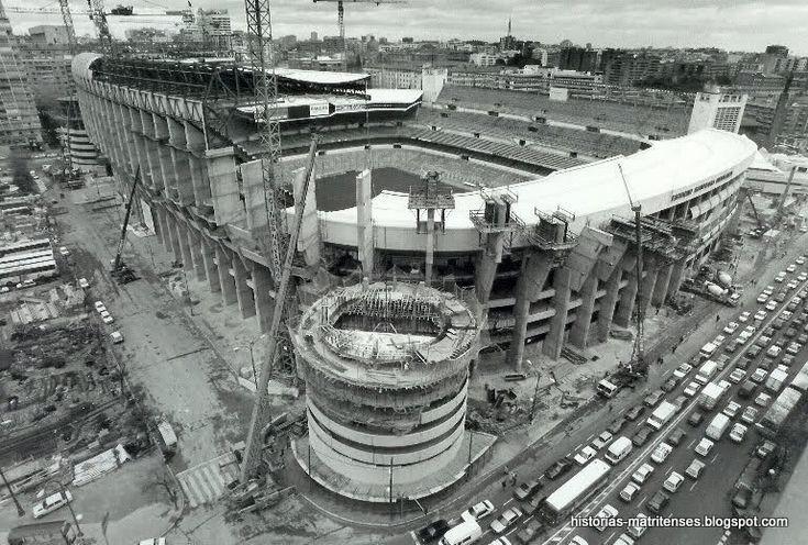 1992/1994 - Estadio Santiago Bernabeu