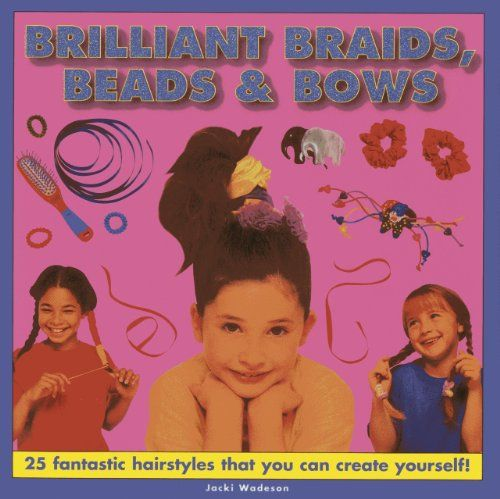 Brilliant Braids Beads  Bows 25 fantastic hairstyles that you can create yourself *** For more information, visit image link.